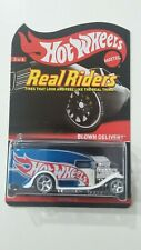 Hot Wheels RLC Real Riders Blown Delivery  # 129   Low Number Series 12