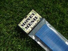 Jimalax Lacrosse LAX Solid Money Mesh Royal Blue String Kit