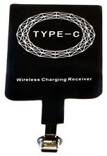 Qi Wireless Charger Ladegerät Receiver Universal Empfänger USB 3.1 Type-C