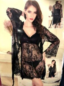 Brand new Womens Sexy Lingerie 3 piece set --One size