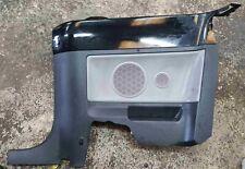 Volkswagen Beetle Convertible 2002-2006 Drivers OSR Rear Door Card Black