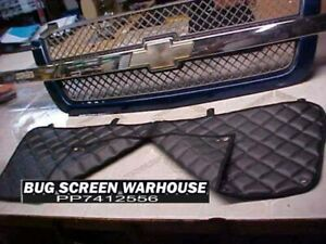 Winter Front 2003 2004 Chevy Silverado Duramax Quilted  winterfront  cover