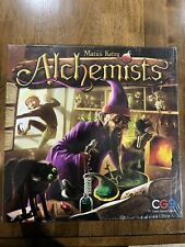Alchemists Board Game - New in Shrink