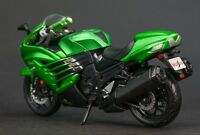 Maisto 1/12th DIY Motorcycle Model Kawasaki ZX-14R Diecast Vehicles Motor Toys