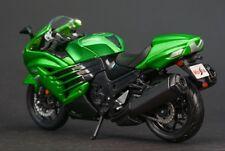 Maisto 1/12th DIY Motorcycle Model Kawasaki ZX-14R Diecast Vehicles Motor Toys