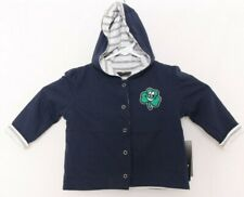 NEW Notre Dame Fighting Irish Colosseum Button-Up Jacket Infant Girls 6-12 Mos