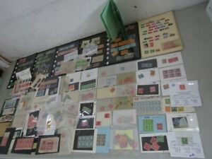 Nystamps U large Many mint old US stamp collection