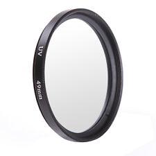 49mm Haze UV Filter Lens Protector for Canon Nikon Sony DSLR DV Camcorder