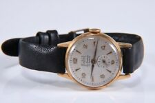 i96t09- Bostol Armbanduhr, 750er/ 18kt Gold Gehäuse