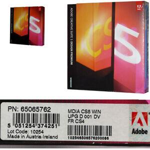 Adobe Creative Suite CS5 Windows deutsch Upgrade von CS4