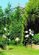 Gardman Metal Easy Arch Garden Arch decorative Plant climbing Support 07707
