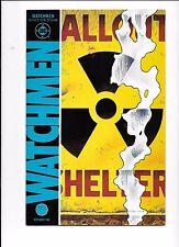 Watchmen #3 November 1986 Alan Moore Dave Gibbons landmark series