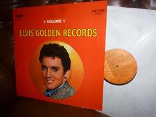 Elvis Presley, Elvis 'Golden Records Vol 1, German RCA LSP 1707, Elec STEREO LP