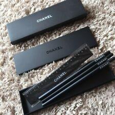 CHANEL Pen case, Pencil Set Novelty Stationery set