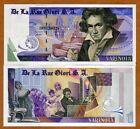 De La Rue GIORI, Test / Advertising note / Specimen Varinota, Type 7 > Beethoven
