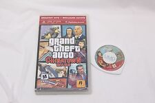 Sony Playstation PSP - Grand Theft Auto GTA : Chinatown Wars - NO MANUAL