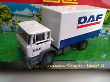 VINTAGE LION CAR 1/50 CAMION DAF 1900