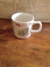 "Wedgewood, Peter Rabbit"" Christening Cup."