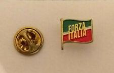 DISTINTIVO FORZA ITALIA PINS - BERLUSCONI -