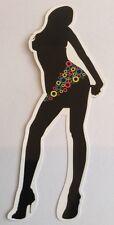 Pegatina/ Sticker/ Autocollant/ Adesivo/ Aufkleber/ Glossy-Vinyl: Dance Girl