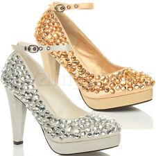 Unbranded Women's Satin Court Slim Shoes