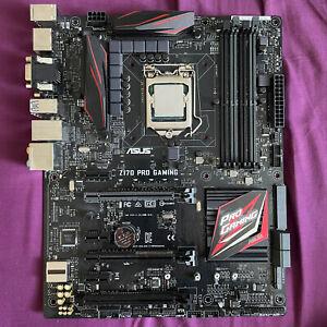 i5 6600k + Asus Z170 PRO GAMING LGA 1151 Motherboard COMBO