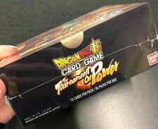 DBS Tournament of Power Booster Box Factory Sealed Dragon Ball Super NEW