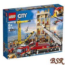 LEGO® City: 60216 Feuerwehr in der Stadt & 0.-€ Versand & NEU & OVP !