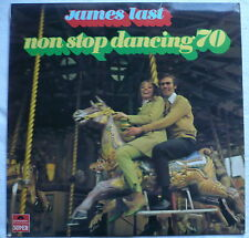 JAMES LAST - Non stop dancing 1970 - UK-LP