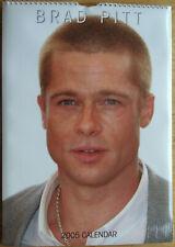 Brad Pitt Kalender 2005 Spiralbindung 30 x 42 cm 12 Poster zum Rautrennen