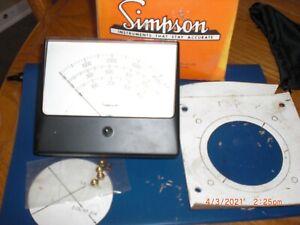 Simpson Vintage RPM 3 scale  Machine Tool