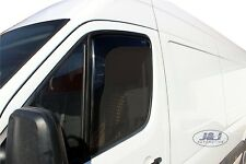 DVW31161 VW CRAFTER  2006-up TINTED wind deflectors 2pc set  TINTED HEKO