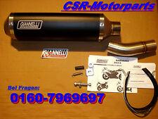 Kawasaki ZX10 R Auspuff Schalldämpfer muffler Giannelli NEU BLACK LINE ZXT00E F