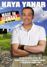 "KAYA YANAR ""MADE IN GERMANY LIVE"" 2 DVD NEUWARE"