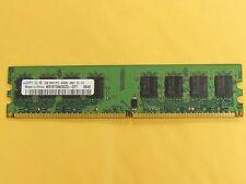 2GB Samsung DDR2-800 RAM PC6400U M378T5663QZ3-CF7 Memory Module