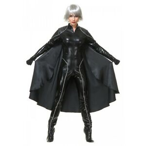 Storm Costume Adult Female Superhero xMen Halloween Fancy Dress