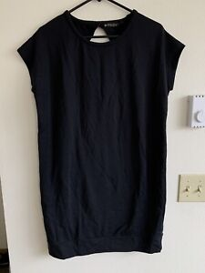Athleta Size Medium Women's Active Dress Black Color