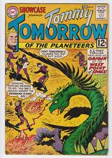 SHOWCASE # 41 TOMMY TOMORROW DC 1962 VG+