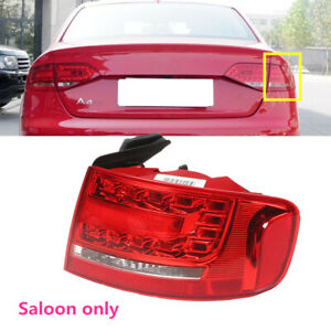 Fit For AUDI A4 B8 08-12 Saloon Right Outside Tail Light Brake Lamp Taillight