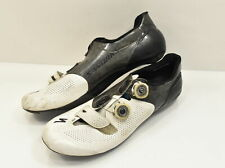 Specialized S-Works 6 Road Shoes EU 45 US Men's 11.5 White/Black