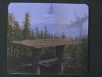 1997 Star Wars Trilogy Special Edition #5 Darth Vader's Shuttle Lenticular Card