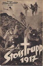 IFK: 921: Stosstrupp 1917 ( Der unbekannte Soldat ) Albert Penzkofer, Beppo Brem