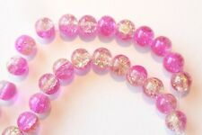 "❤ Glass Beads ❤ Gold Powder /""Pretty Mix/"" ❤ 6mm 10mm ❤ PROMO OFFER ❤"