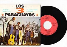 "7"" - Los Paraguayos - Malaguena ---"
