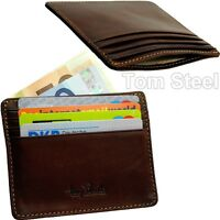 TONY PEROTTI EC-Karten/Kreditkarten/Etui (flach: 6mm) Geldschein Hülle Cover NEU