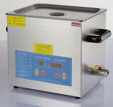 Industrial 12 Liter 660 Watts HEATED ULTRASONIC CLEANER HB612