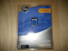 PalmPak Travel Card European Cities For Palm m500 Series