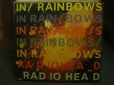 RADIOHEAD In Rainbows CD XL Recordings 2007 freeUKpost
