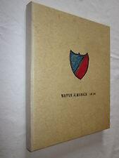 RELIURE CONTENANT D'ANCIENNES PLANCHES DE BLASONS WAPPEN ALMANACH 1838