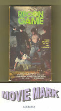"OPEN SEASON 1974 (Dura Vision) a.k.a. ""Recon Game"" Peter Fonda vhs Never on DVD!"